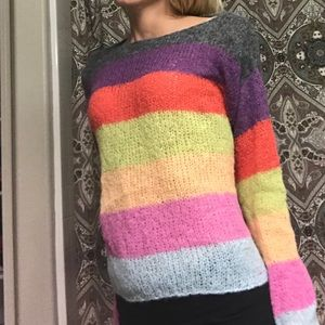 🆕Multi colored Anthropologie sweater 🆕
